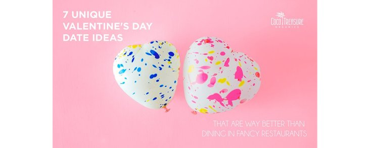 7 Unique Valentine's Day Date Ideas That Are Way Better Than Dining in Fancy Res