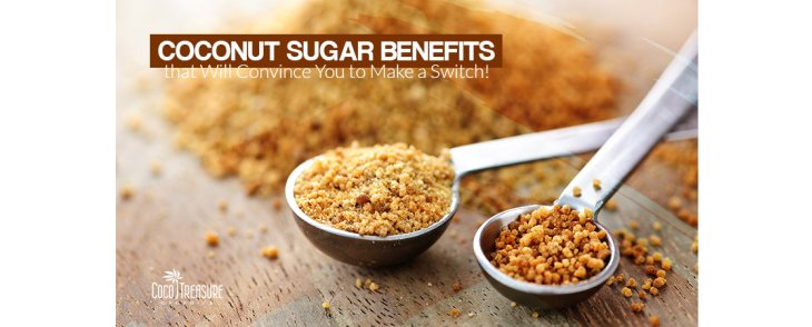 7 Coconut Sugar Benefits That Will Convince You to Make a Switch