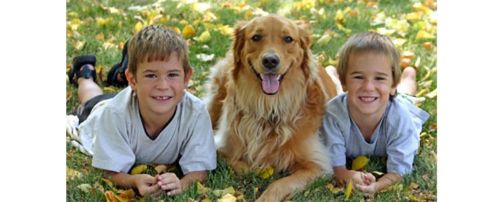 Owning a Pet:  Health Benefits for Children