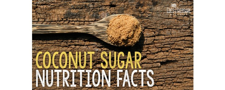 Coconut Sugar Nutrition Facts