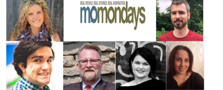 Who's going to momondays, March 19th, 2018?