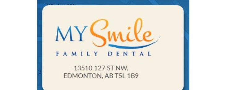 My Smile Family Dental - Best Emergency Dentist In Edmonton, Alberta
