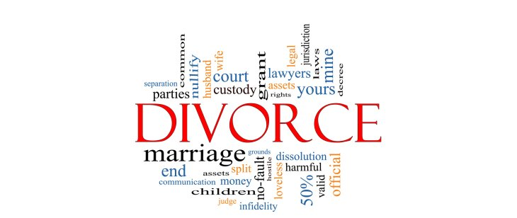 Get organized before asking for a Divorce!