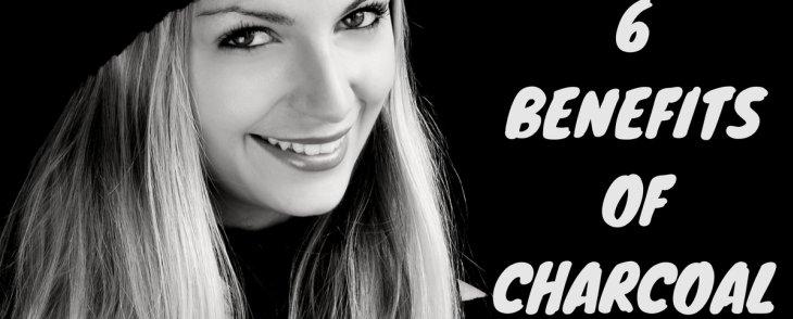 6 Beauty Benefits of Charcoal