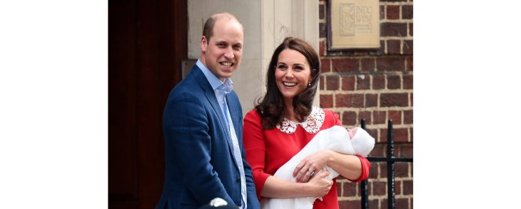 The Secret Behind Kate Middleton's Gorgeous Appearance 7 Hours After Birth