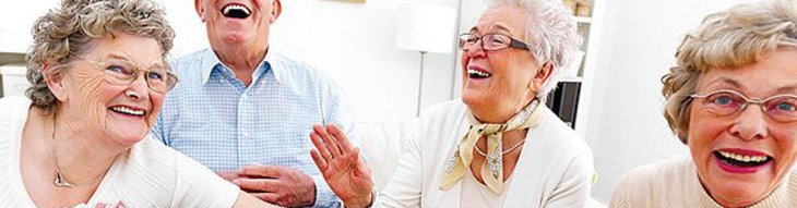 Health Benefits of Laughter for Seniors Kitchener Waterloo Cambridge