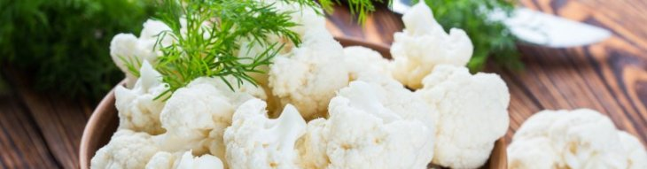 Cauliflower - Reinvented!