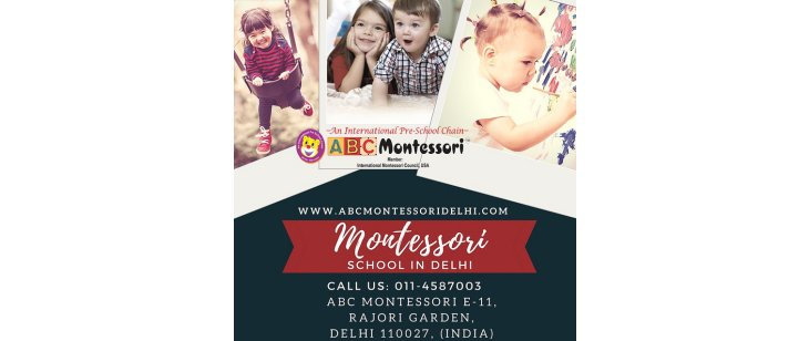 Best Play school in Hari Nagar (West Delhi)