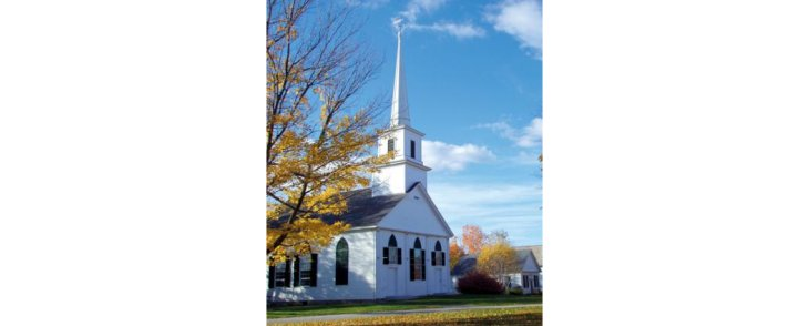 American Standards from the Classic Songbook in a Classic 1794 Meetinghouse