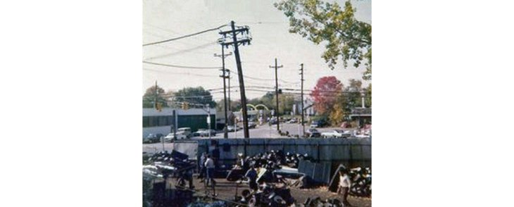 Stories in a Picture from the 1970's: River Edge's Original McDonald's