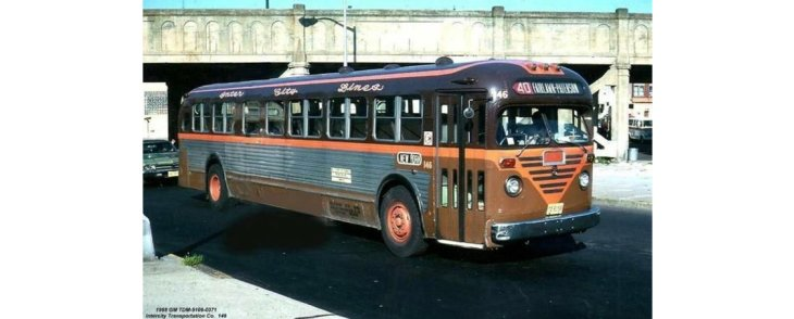 Before NJ Transit Anyone Remember This ?
