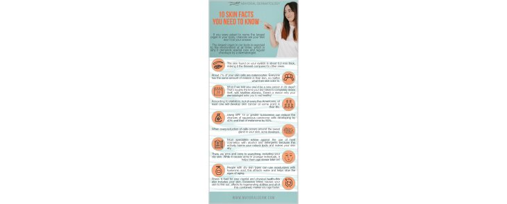 10 Skin Facts You Need To Know