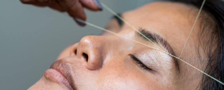 First Time Eyebrow Threading? - 12 Tips from Waters Edge Salon Spa