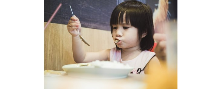 Guiding the Nutritional Health Habits of Your Children