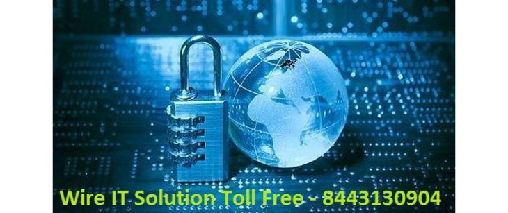 Wire IT Solutions | 8443130904 | network and internet security
