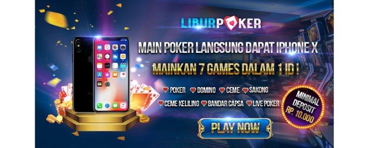 LiburPoker Agen resmi Dewa Poker Indonesia
