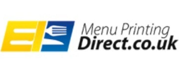 Menu Printing Direct