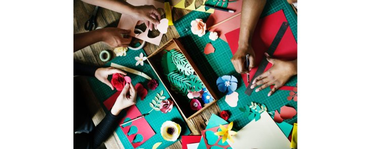 Easy Christmas Crafts for Your Kids
