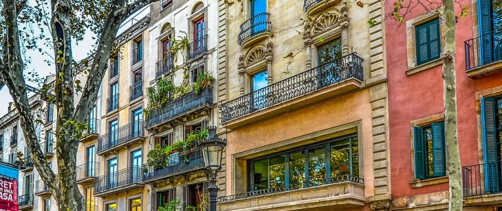 Cool places to visit in Barcelona