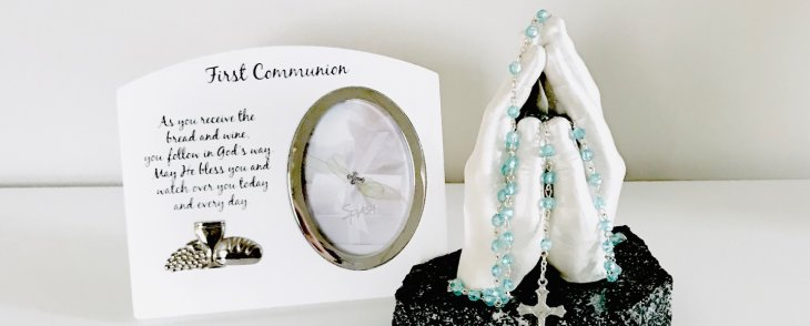 First Communion/Praying Hands March Promotion