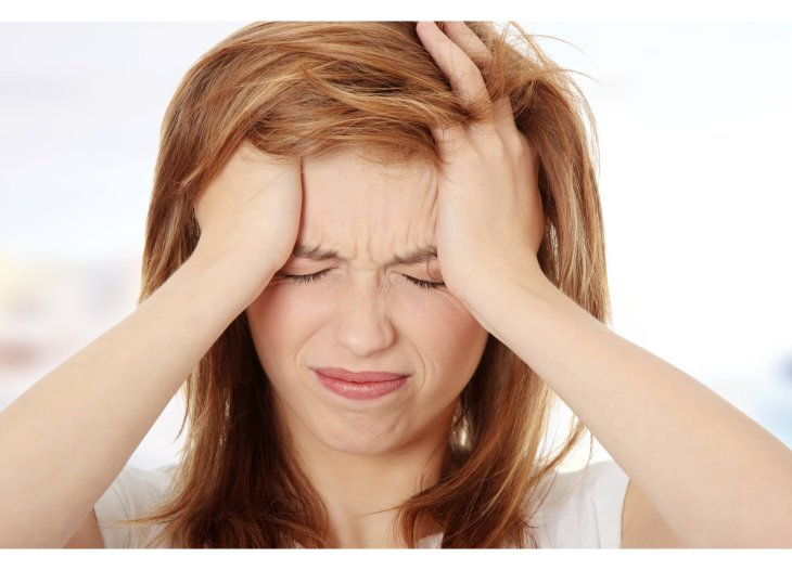DO YOU STRUGGLE WITH HEADACHES OR MIGRAINES?