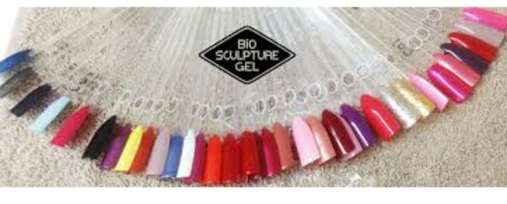 Bio Sculpture Gel Nails are a Speciality of Waters Edge