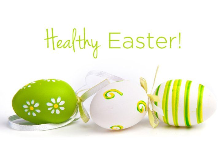 Tips for a Healthy Easter!
