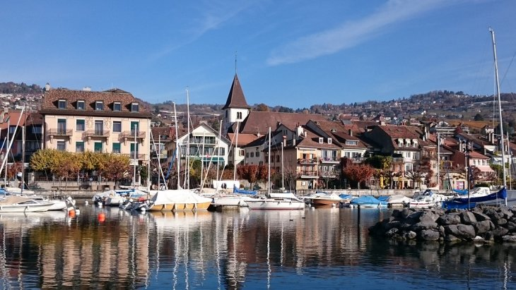 5 Inspiring Things to See in Lausanne