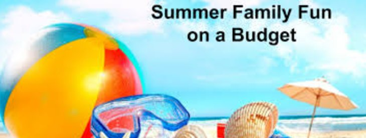 Top five Summer Activities on a Budget