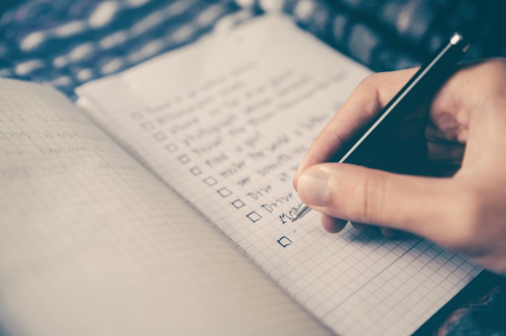 5 - Building Your Publication. The Checklist