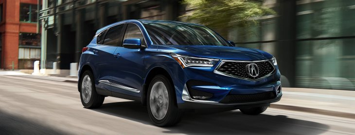 Test Drive The New 2020 RDX Today at Leggat Acura