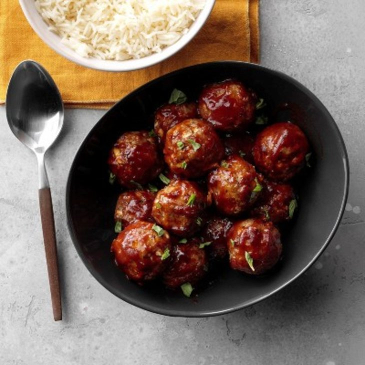 Sneaky but Oh So Healthy Meat Balls