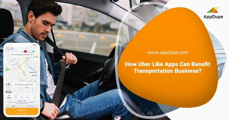 Why you should consider Uber like app solutions for transportation business?