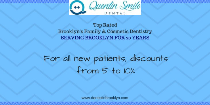 Discount for NEW Patients from Family Cosmetic & Implant Dentistry of Brooklyn