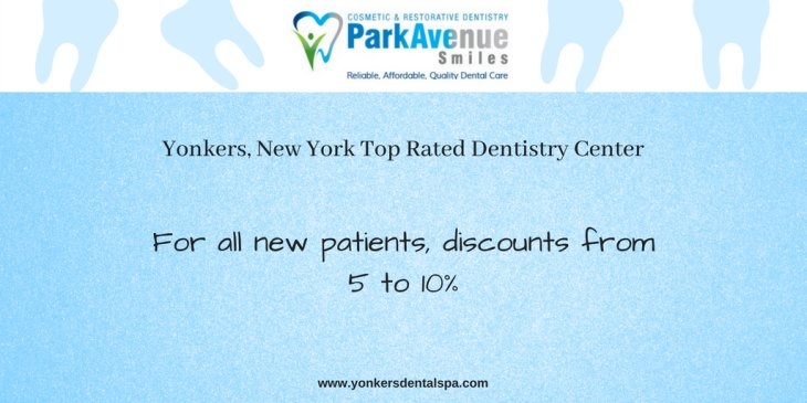 Discount for NEW Patients from Park Avenue Smiles