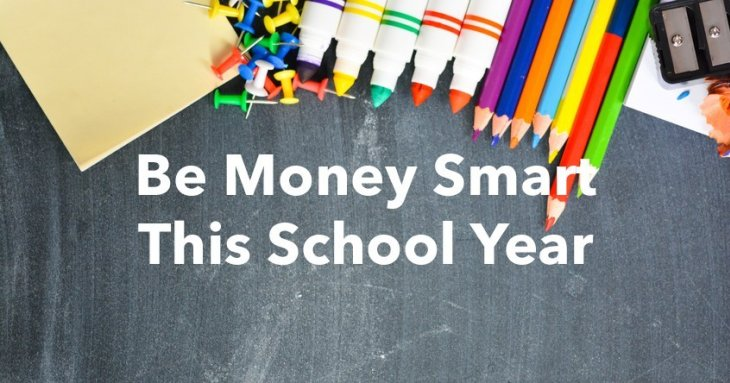 Be Money Smart this School Year