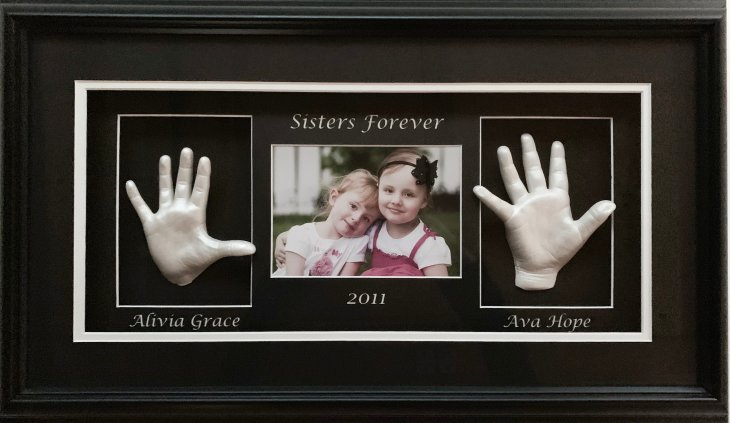 Why Everyone Needs a Framed Keepsake!