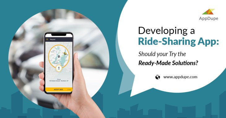 Launch Your Ride-Sharing App With An Uber Clone Script
