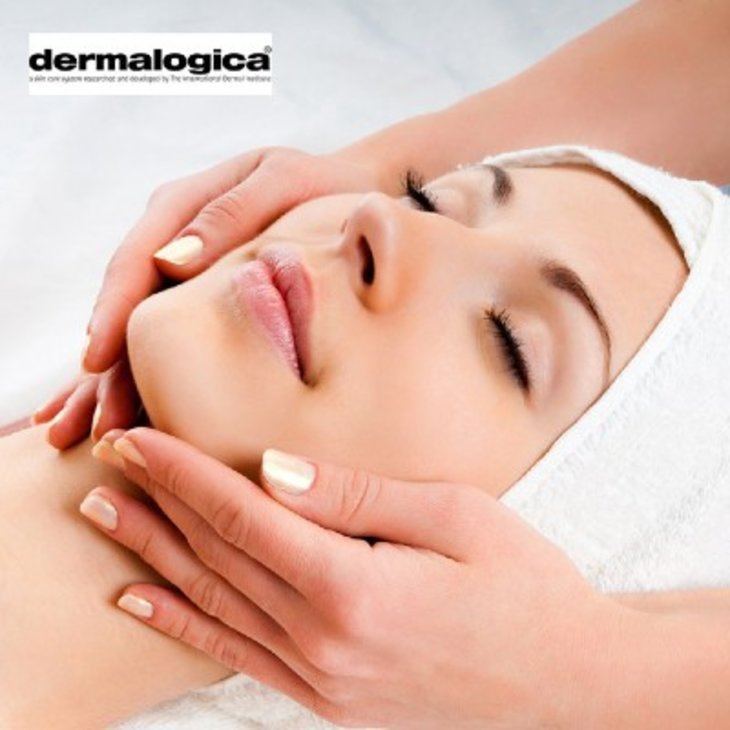 Custom Facial with Robin-Dermalogica Expert