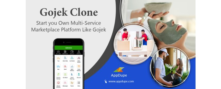 A Stand Alone App For All Your Needs - Gojek Clone App