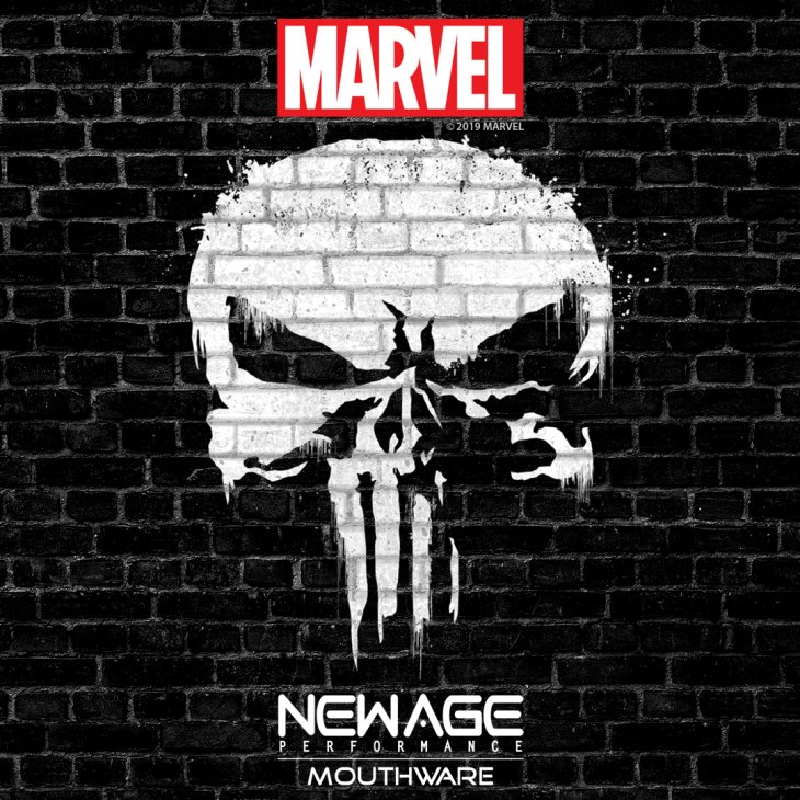 MARVEL x New Age Performance: SuperHeroes Meet Mouthware Technology
