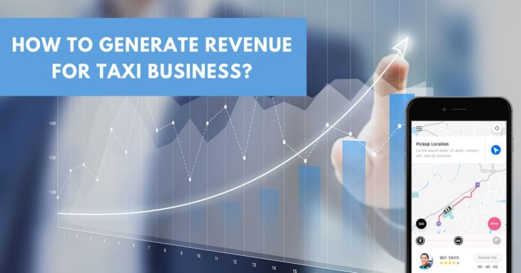 Find the process of generating revenue from Uber clone