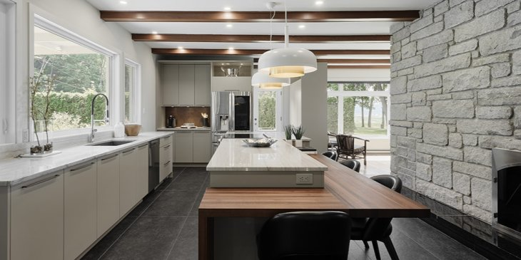 How our design team can turn your ideas into your dream modern kitchen 2020