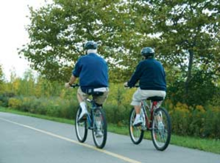 Boomers and Cycling