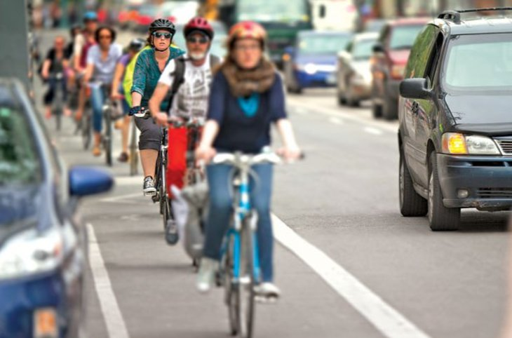 Everyone, including cyclists, have a role to play in bike safety