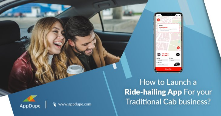 Developing a taxi booking app for your traditional taxi business