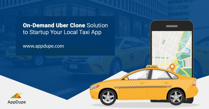 Launch a ride-hailing app like Uber - Follow these simple steps
