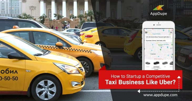 Technical & non-technical aspects in developing a Uber like taxi app