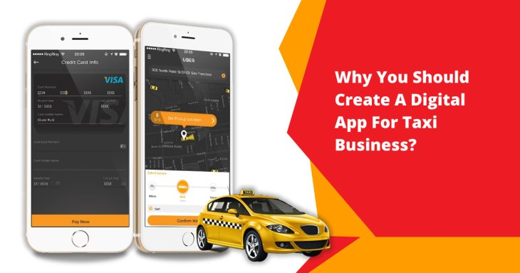 Importance of implementing an app for your taxi business