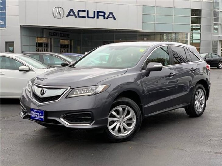 2017 pre-owned Acura RDX Tech $28,689 -Acura On Brant - Burlington, ON